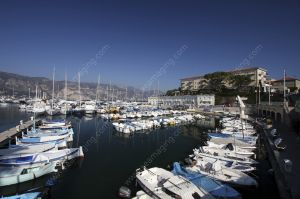 Port of St Jean Cap Ferrat