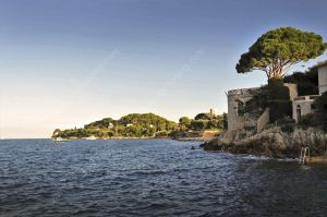 Near the port of St Jean Cap Ferrat