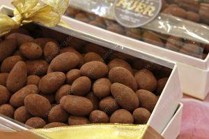 Chocolate almond Maison Auer Nice