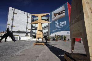 New modern art museum