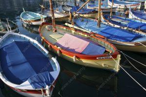 Traditional fisherman boat Pointu