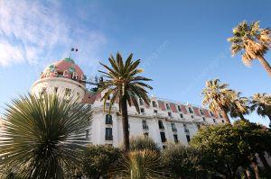 Negresco hotel, Promenade des Anglais