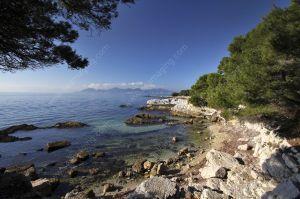 Ste Marguerite beach