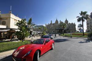 Ferrari place du Casino