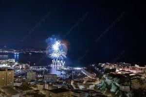 Firework Monaco