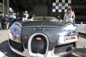 Bugatti at Top Marques luxury show