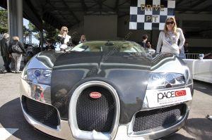 Bugatti at Top Marques luxury show