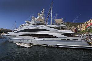 Superyacht, Port Hercule