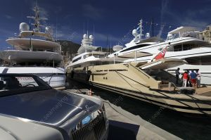 Superyacht, Port Hercule