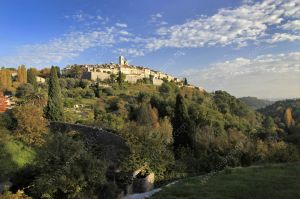 Saint Paul de Vence village